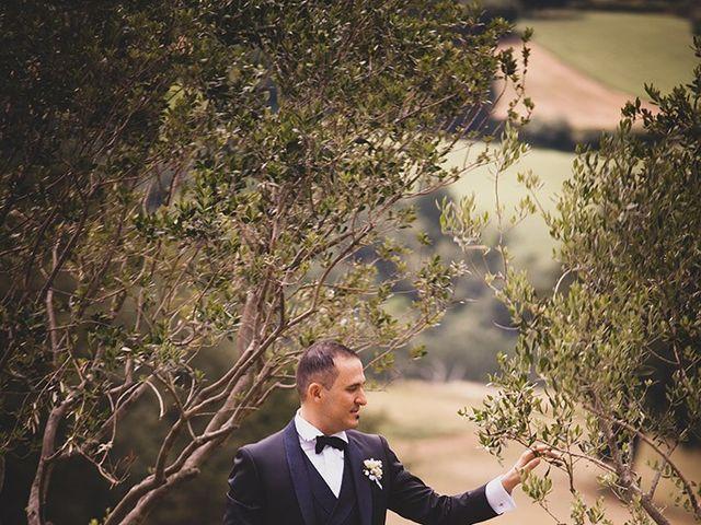 Il matrimonio di David e Martina a San Severino Marche, Macerata 6