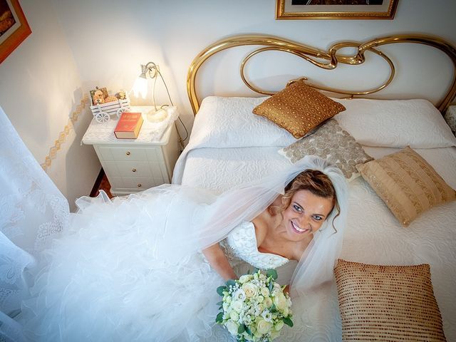 Il matrimonio di David e Martina a San Severino Marche, Macerata 2