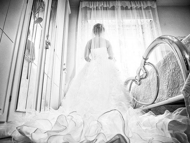 Il matrimonio di David e Martina a San Severino Marche, Macerata 7