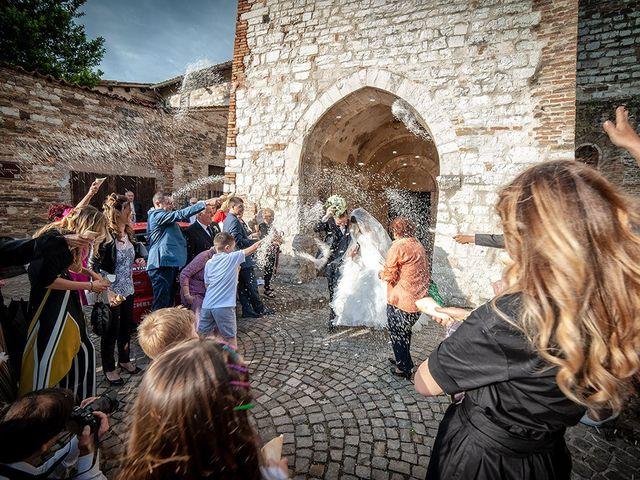 Il matrimonio di David e Martina a San Severino Marche, Macerata 13