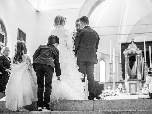 Il matrimonio di David e Martina a San Severino Marche, Macerata 14
