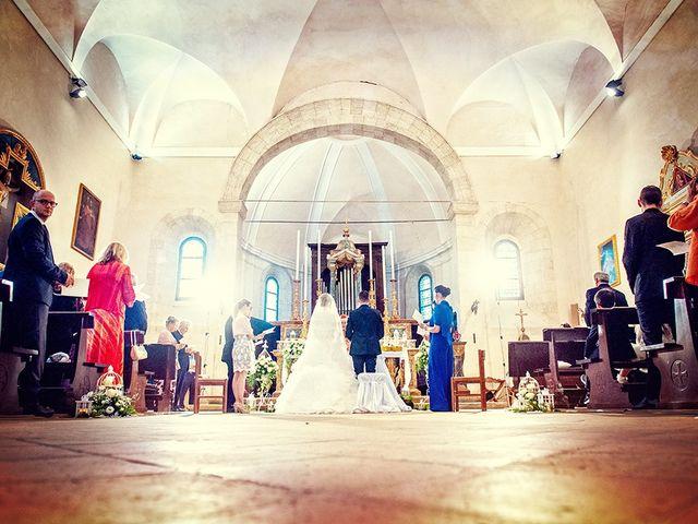 Il matrimonio di David e Martina a San Severino Marche, Macerata 15