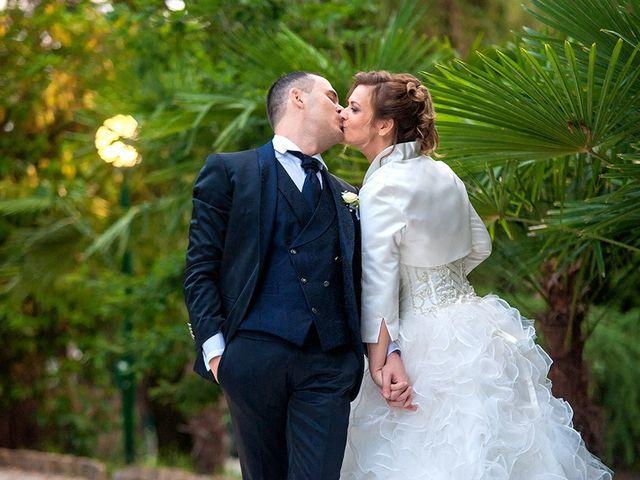 Il matrimonio di David e Martina a San Severino Marche, Macerata 18