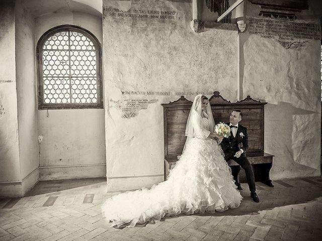 Il matrimonio di David e Martina a San Severino Marche, Macerata 19