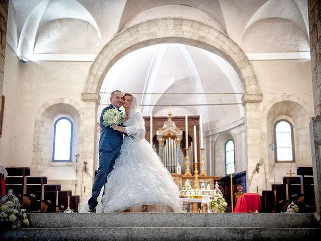 Il matrimonio di David e Martina a San Severino Marche, Macerata 20