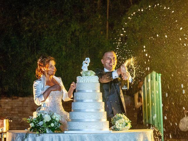 Il matrimonio di David e Martina a San Severino Marche, Macerata 21