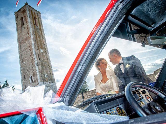Il matrimonio di David e Martina a San Severino Marche, Macerata 22