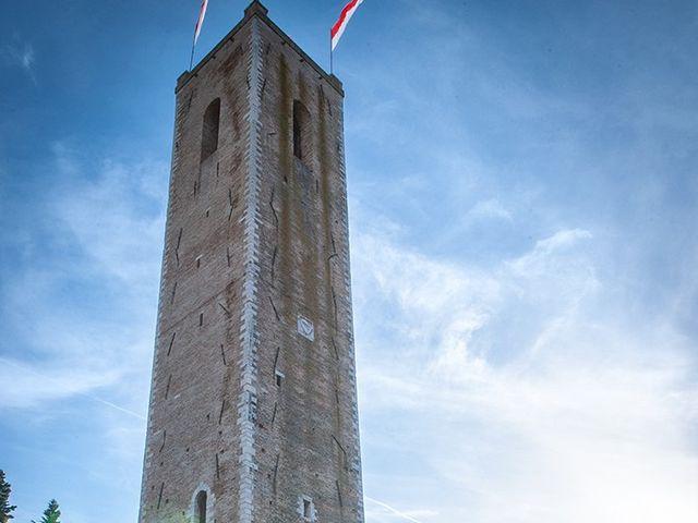 Il matrimonio di David e Martina a San Severino Marche, Macerata 23