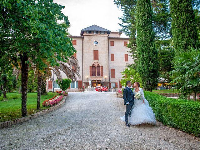 Il matrimonio di David e Martina a San Severino Marche, Macerata 25