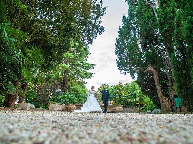 Il matrimonio di David e Martina a San Severino Marche, Macerata 27