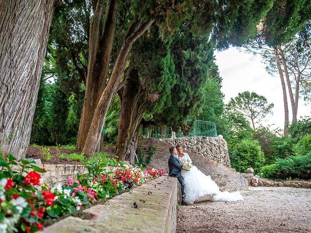 Il matrimonio di David e Martina a San Severino Marche, Macerata 28