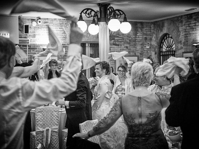 Il matrimonio di David e Martina a San Severino Marche, Macerata 30