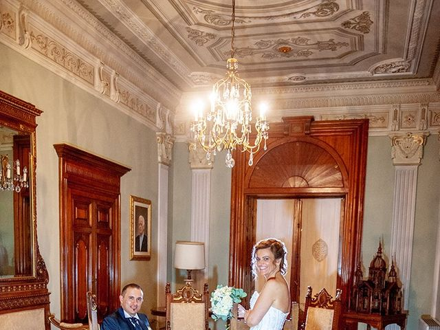 Il matrimonio di David e Martina a San Severino Marche, Macerata 33