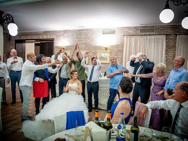 Il matrimonio di David e Martina a San Severino Marche, Macerata 34