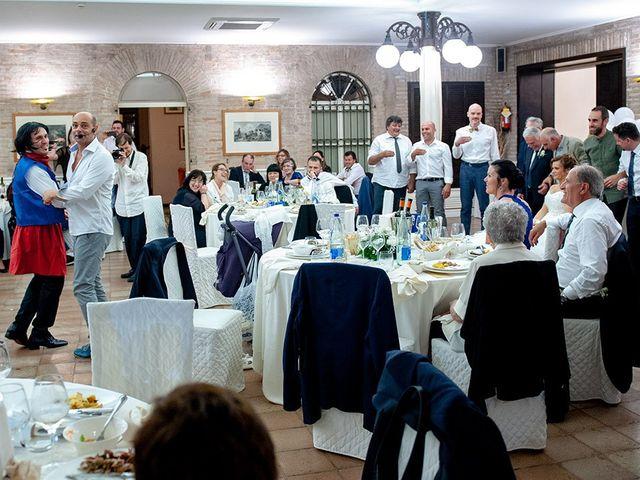 Il matrimonio di David e Martina a San Severino Marche, Macerata 35
