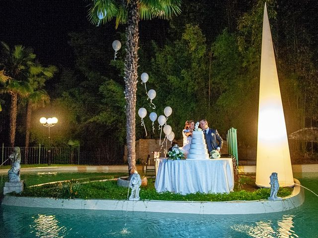 Il matrimonio di David e Martina a San Severino Marche, Macerata 36