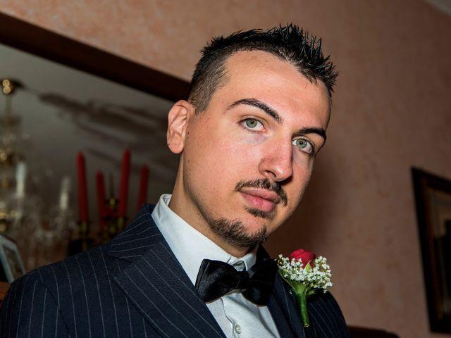 Il matrimonio di Luca e Evelin a Campogalliano, Modena 7