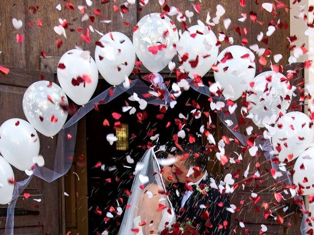 Il matrimonio di Luca e Evelin a Campogalliano, Modena 10