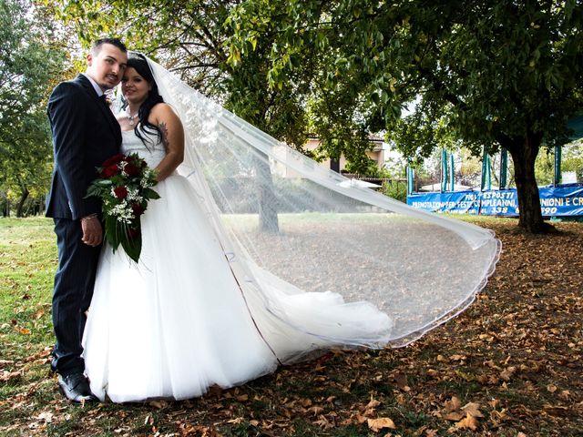 Il matrimonio di Luca e Evelin a Campogalliano, Modena 15
