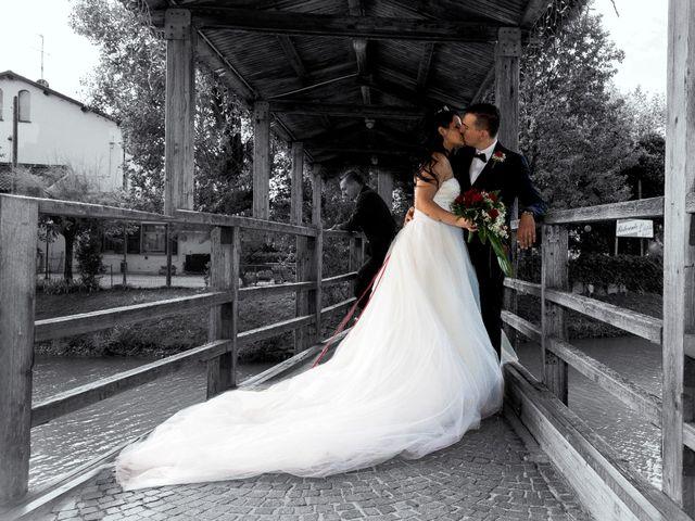Il matrimonio di Luca e Evelin a Campogalliano, Modena 16