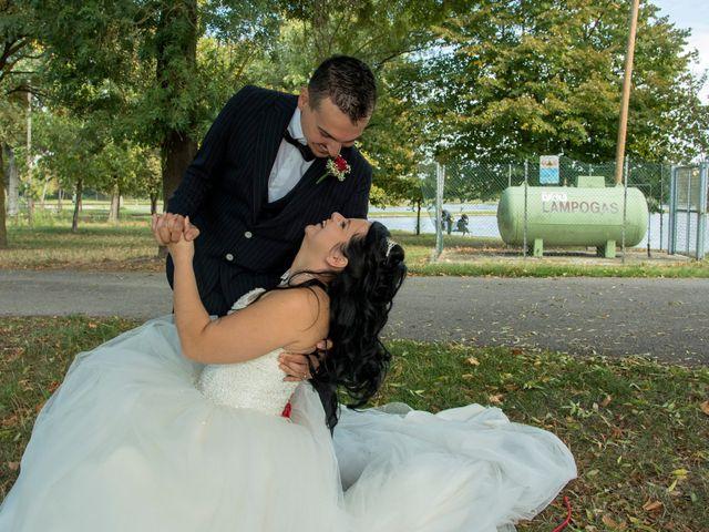 Il matrimonio di Luca e Evelin a Campogalliano, Modena 17