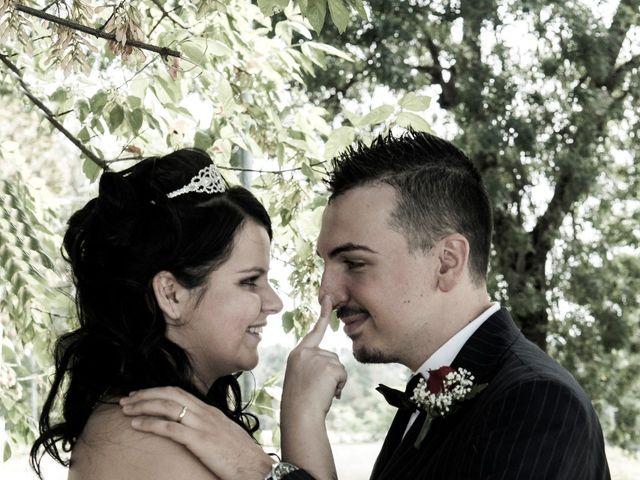 Il matrimonio di Luca e Evelin a Campogalliano, Modena 18