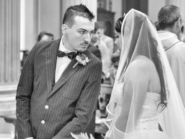 Il matrimonio di Luca e Evelin a Campogalliano, Modena 22