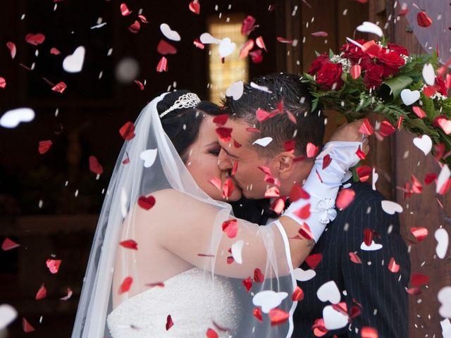 Il matrimonio di Luca e Evelin a Campogalliano, Modena 23