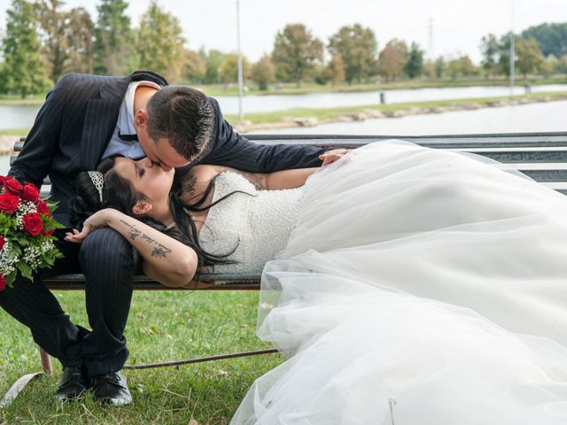 Il matrimonio di Luca e Evelin a Campogalliano, Modena 24