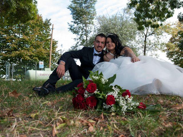 Il matrimonio di Luca e Evelin a Campogalliano, Modena 28