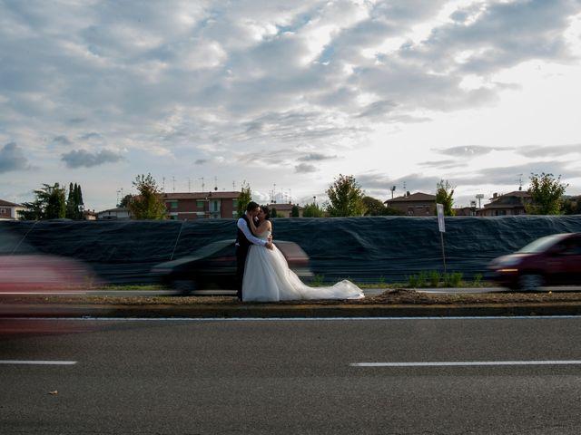 Il matrimonio di Luca e Evelin a Campogalliano, Modena 33