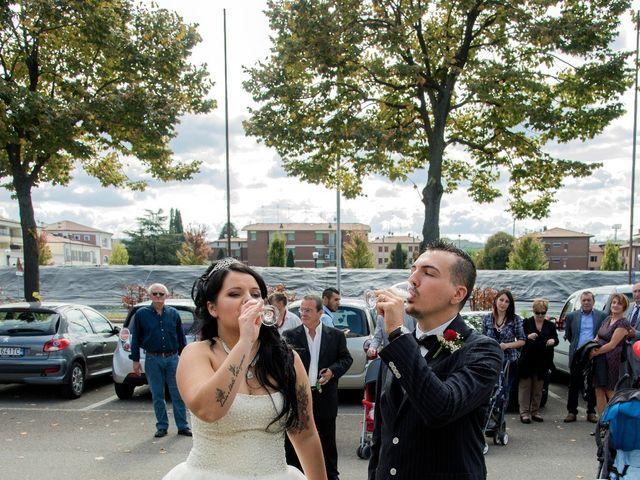 Il matrimonio di Luca e Evelin a Campogalliano, Modena 45