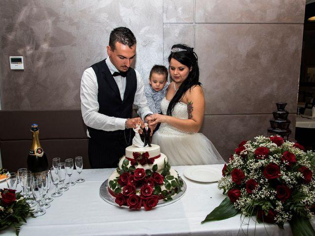 Il matrimonio di Luca e Evelin a Campogalliano, Modena 47
