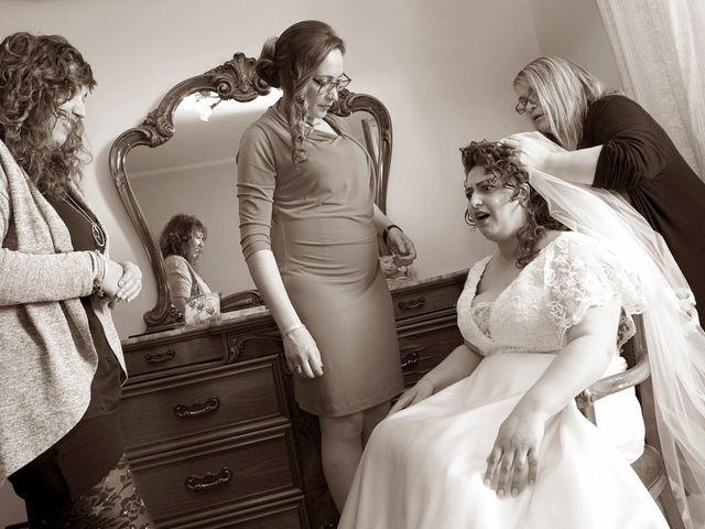 Il matrimonio di Andrea e Debora a Pianella, Pescara 1