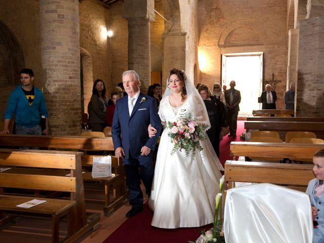 Il matrimonio di Andrea e Debora a Pianella, Pescara 9