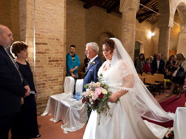 Il matrimonio di Andrea e Debora a Pianella, Pescara 10