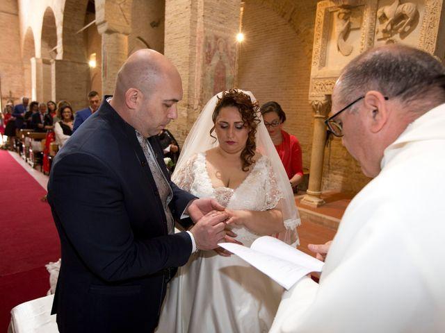 Il matrimonio di Andrea e Debora a Pianella, Pescara 12