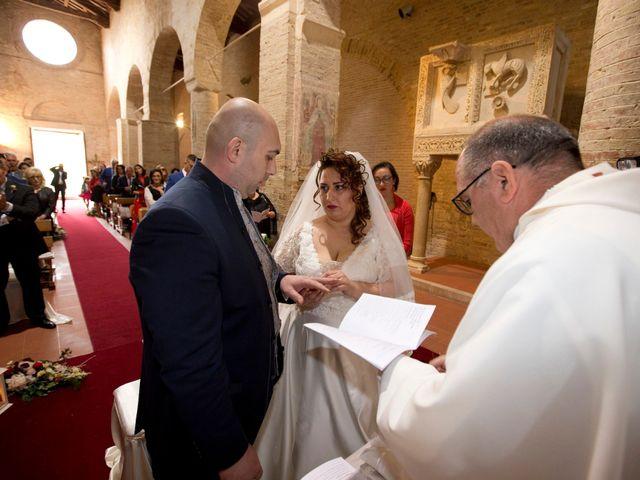 Il matrimonio di Andrea e Debora a Pianella, Pescara 13