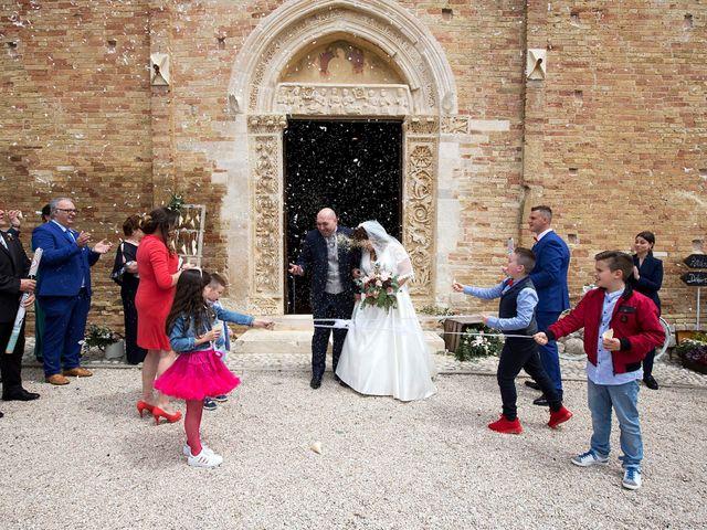 Il matrimonio di Andrea e Debora a Pianella, Pescara 14
