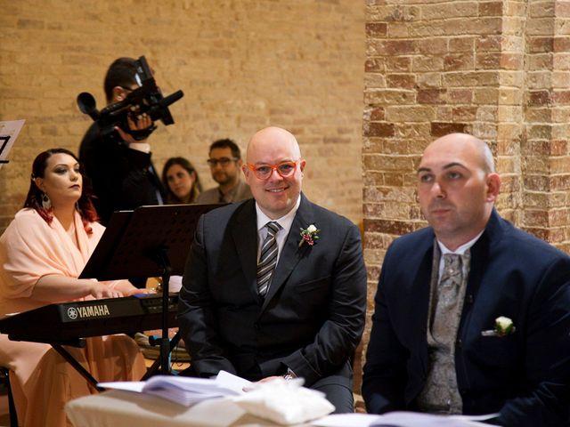 Il matrimonio di Andrea e Debora a Pianella, Pescara 19