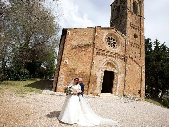 Il matrimonio di Andrea e Debora a Pianella, Pescara 23