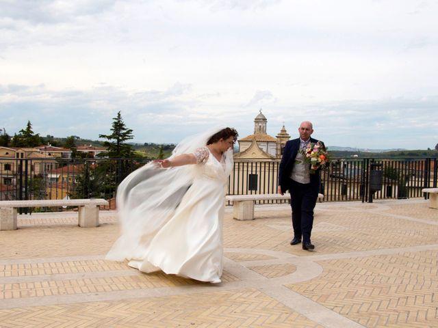 Il matrimonio di Andrea e Debora a Pianella, Pescara 24