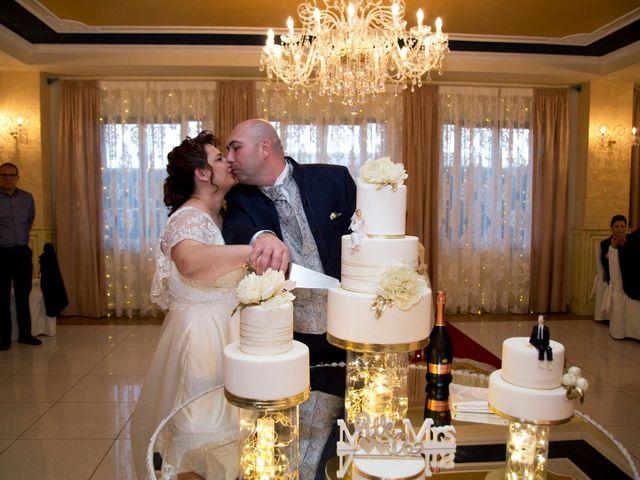 Il matrimonio di Andrea e Debora a Pianella, Pescara 35