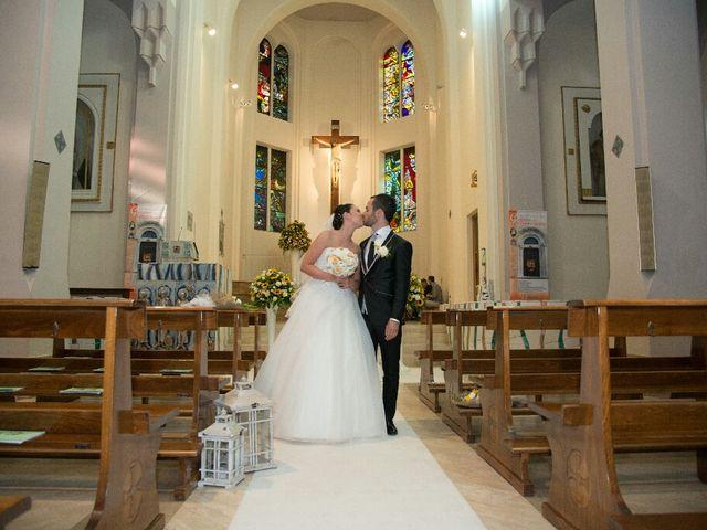 Il matrimonio di Fabio e Elisa a Fano, Pesaro - Urbino 9
