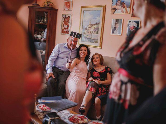 Il matrimonio di Christian e Sabrina a Cameri, Novara 22