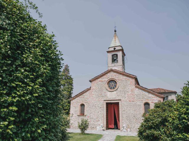 Il matrimonio di Christian e Sabrina a Cameri, Novara 27