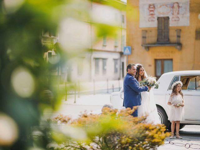 Il matrimonio di Christian e Sabrina a Cameri, Novara 28