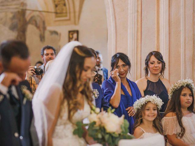 Il matrimonio di Christian e Sabrina a Cameri, Novara 35