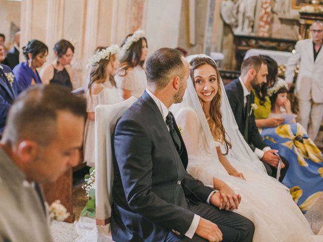 Il matrimonio di Christian e Sabrina a Cameri, Novara 36