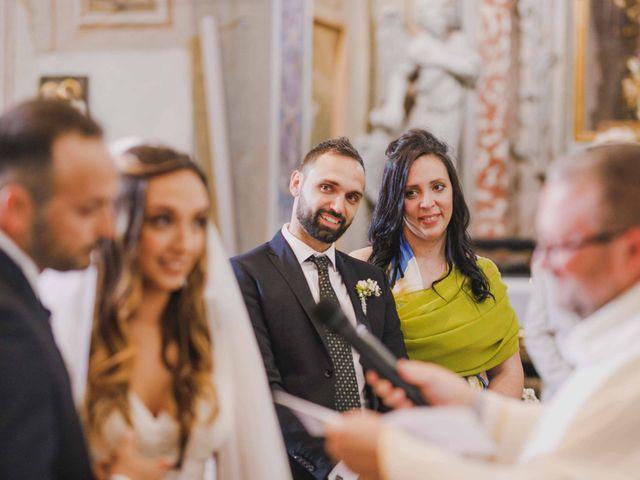 Il matrimonio di Christian e Sabrina a Cameri, Novara 37